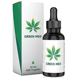 HEGG Green MED 15 ml
