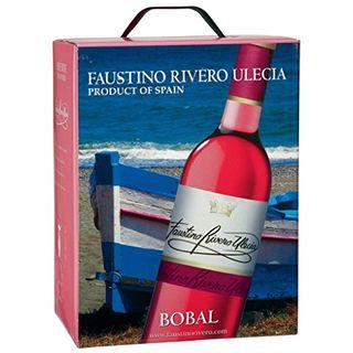 Faustino Rivero Ulecia Bobal Rosé Wein 12% Vol
