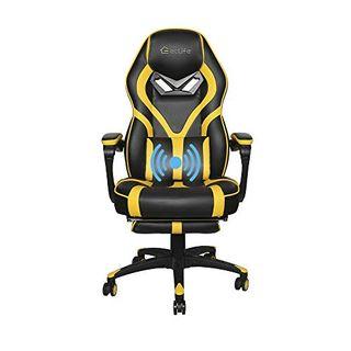 Gaming Stuhl Racing Recliner Bürostuhl- Ergonomischer höhenverstellbarer