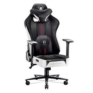Diablo X-Player Gaming Stuhl Bürostuhl Schreibtischstuhl Stoff