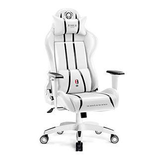 Diablo X-One 2.0 Gaming Stuhl Bürostuhl Schreibtischstuhl Verstellbare