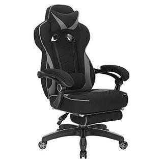 WOLTU Gaming Stuhl Racing Stuhl Bürostuhl Chefsessel Schreibtischstuhl