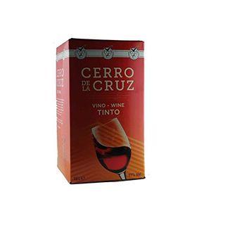 Rotwein Spanien Tempranillo Cerro de la Cruz Bag in Box trocken