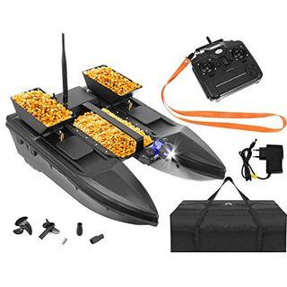 ISO TRADE Ferngesteuertes Boot Fischköder Boot 1-2 kg Beladung 300-500m