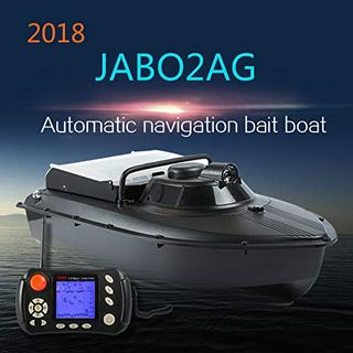 chuck & blair Jabo 2AG-10A Automatische Navigation Futterboot Köderboot