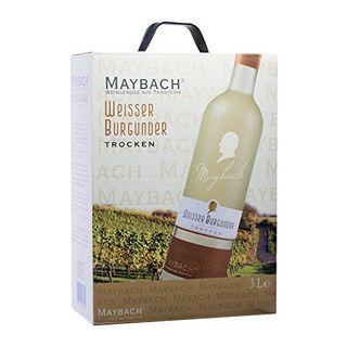 Maybach Weißer Burgunder trocken Bag-in-Box