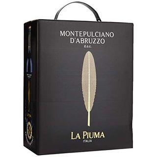 La Piuma Montepulciano d' Abruzzo Bag-in-Box 2017/2018