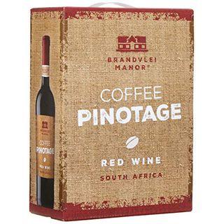 Brandvlei Manor Coffee Pinotage W.O