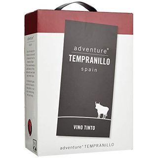 Adventure Tempranillo Vino Tinto de Espana trocken Bag-in-Box