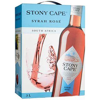 Stony Cape Syrah Rosé Südafrika Syrah trocken Bag-in-Box