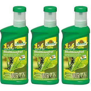 3 x Neudorff Neudosan Neu Blattlausfrei 500 ml sicher bekämpft werden Blattläuse