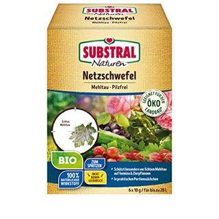 Naturen Bio Netzschwefel Mehltau Pilzfrei