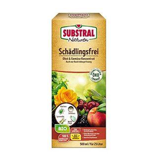 Substral Naturen Bio Schädlingsfrei Obst- u Gemüse Konzentrat geg