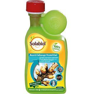 Solabiol Austriebsspritzmittel gegen überwinternde Schädlinge wie Spinnmilben