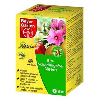 Bayer Bio-Schädlingsfrei Neem 60 ml