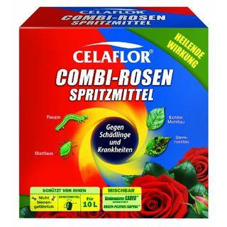 Celaflor Combi-Rosenspritzmittel Rundumschutz für Rosen