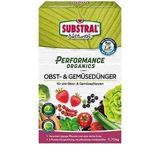 Substral Performance Organics Obst & Gemüse Dünger