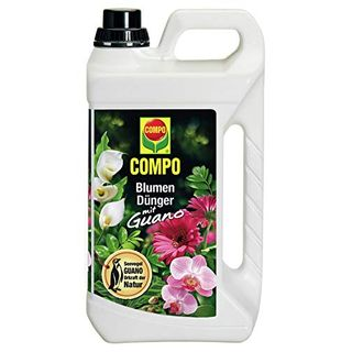 Compo Blumendünger mit Guano für alle Zimmer-
