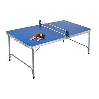 Idena Tischtennisplatte compact, klappbar