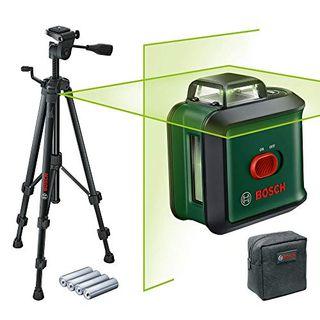 Bosch Kreuzlinienlaser UniversalLevel 360 Set