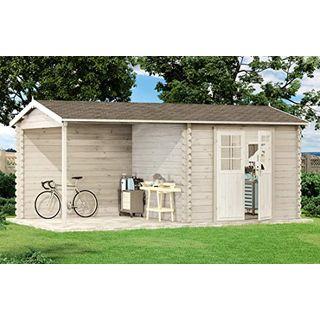 Alpholz Gartenhaus MAX-44 ISO