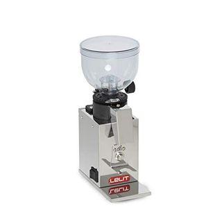 Lelit PL043 MMI Fred PL043MMI Kaffeemühle-Edelstahl-Gehäuse-Mikro-regulierung