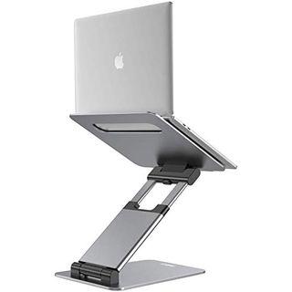 NULAXY Laptop Stand: Ergonomisch Notebook ständer Verstellbar