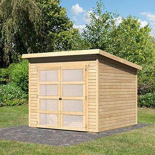 Hori Gartenhaus I Gerätehaus Herning aus Holz I nordische Fichte