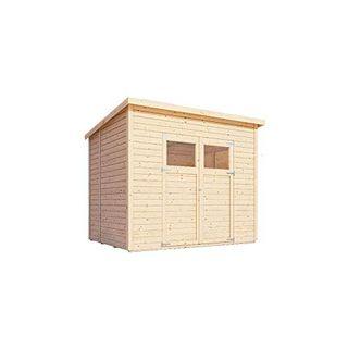 Alpholz Gerätehaus Mollie aus Fichten-Holz