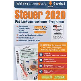 Aldi Steuerprogramm Einkommensteuer 2020