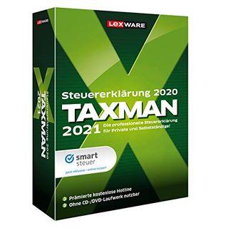 Lexware Taxman 2021 für das Steuerjahr 2020