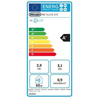 De'Longhi Pinguino PAC EL112 CST mobiles Klimagerät