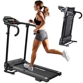 Merax Laufband Klappbar Elektrisches Laufbander Fitnessgeräte