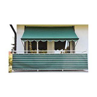 Angerer Klemmmarkise Nr 2300 Grün 150 x 300 x 225 cm