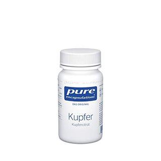 Pure Encapsulations Kupfer