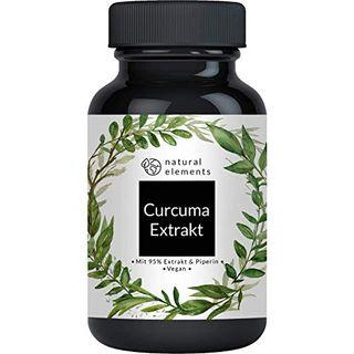 natural elements Curcuma Extrakt Kapseln