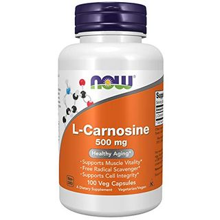 Now Foods L-Carnosin 500 mg