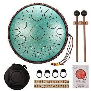 Tongue Drum 14 Zoll Handpan Drum 15 Note Lotustrommel