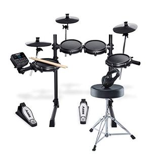 Alesis Drums Turbo Mesh Kit Bundle