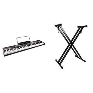 RockJam 88 Key Anfänger digital Klaviertastatur Klavier
