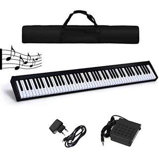 RELAX4LIFE Digitale Klaviertastatur Piano Tastatur