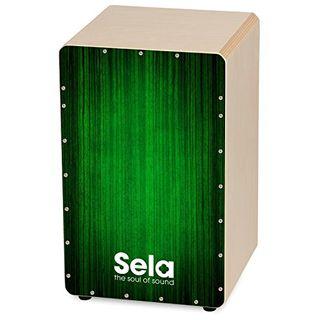 Sela SE 053 Varios Green Snare Cajon