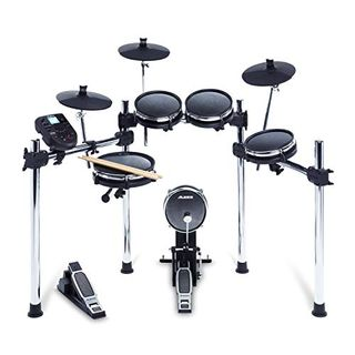 Alesis Surge Mesh Kit Achtteiliges Mesh-E-Drum-Set