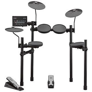 Yamaha DTX402K elektronisches Schlagzeug schwarz