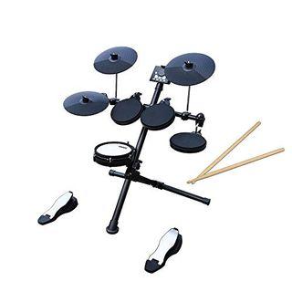 Coolmusic DD3 Achtteiliges elektronisches Drum-Kit