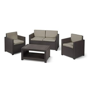 """Allibert by Keter"" Gartenlounge Set Monaco Set"