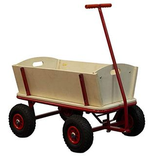 Sunny Billy Beach Wagon Bollerwagen in Rot