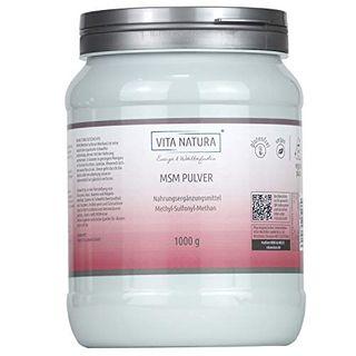Vita Natura MSM Pulver Methylsulfonylmethan