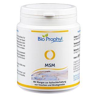 BioProphyl MSM 750 mg reines Methylsulfonylmethan