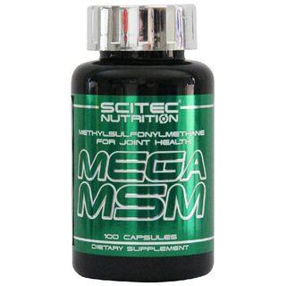 Mega MSM 100 caps
